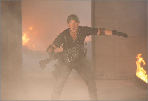 The Expendables 3 (Second Unit)